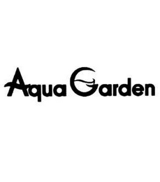 mark for AQUA GARDEN, trademark #78510091