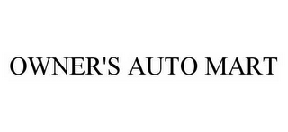 mark for OWNER'S AUTO MART, trademark #78510658