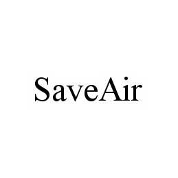 mark for SAVEAIR, trademark #78511175