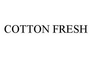 mark for COTTON FRESH, trademark #78511822
