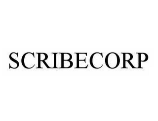 mark for SCRIBECORP, trademark #78512285