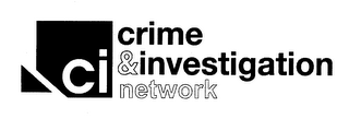 mark for CI CRIME & INVESTIGATION NETWORK, trademark #78512401
