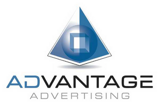 mark for ADVANTAGE ADVERTISING, trademark #78512773