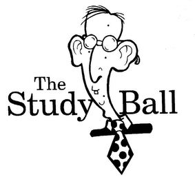 mark for THE STUDY BALL, trademark #78512820