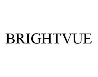 mark for BRIGHTVUE, trademark #78513032