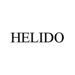 mark for HELIDO, trademark #78513227
