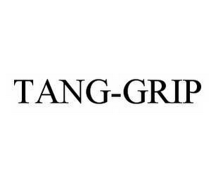 mark for TANG-GRIP, trademark #78513235