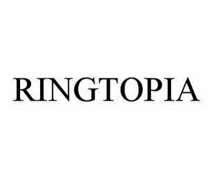 mark for RINGTOPIA, trademark #78513936