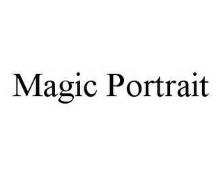 mark for MAGIC PORTRAIT, trademark #78514064