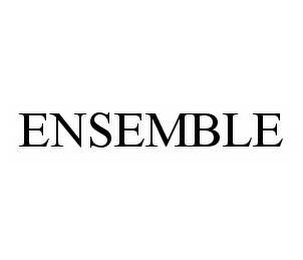 mark for ENSEMBLE, trademark #78514375