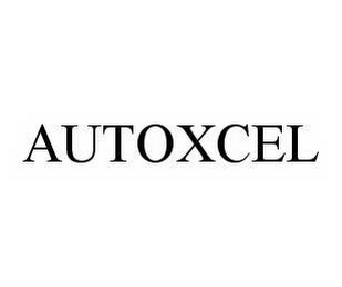 mark for AUTOXCEL, trademark #78514627