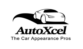 mark for AUTOXCEL THE CAR APPEARANCE PROS, trademark #78514678