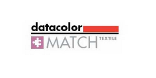 mark for DATACOLOR MATCH TEXTILE, trademark #78514733