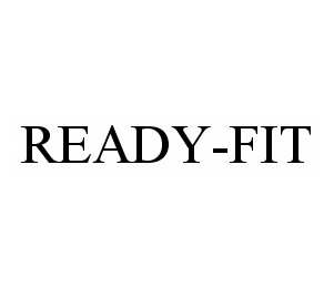 mark for READY-FIT, trademark #78515106