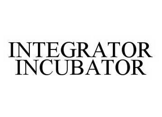 mark for INTEGRATOR INCUBATOR, trademark #78515163
