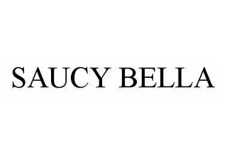 mark for SAUCY BELLA, trademark #78515430