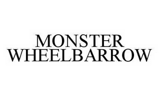 mark for MONSTER WHEELBARROW, trademark #78515465