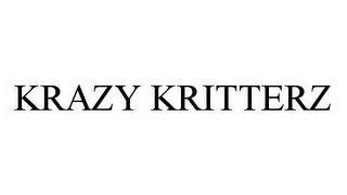 mark for KRAZY KRITTERZ, trademark #78515546