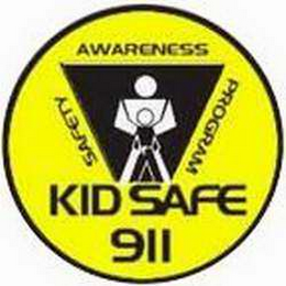 mark for KID SAFE 911 AWARENESS PROGRAM SAFETY, trademark #78516031