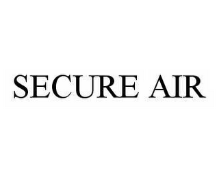 mark for SECURE AIR, trademark #78516103