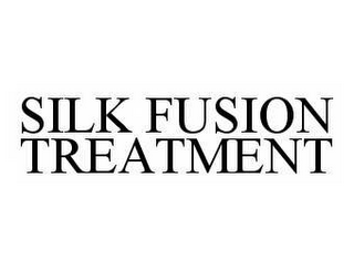 mark for SILK FUSION TREATMENT, trademark #78516200
