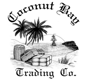mark for COCONUT BAY TRADING CO., trademark #78516572
