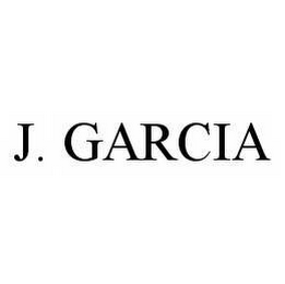 mark for J. GARCIA, trademark #78517299