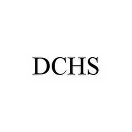 mark for DCHS, trademark #78517377