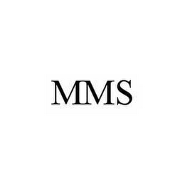 mark for MMS, trademark #78517435