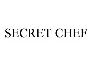 mark for SECRET CHEF, trademark #78517900