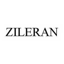 mark for ZILERAN, trademark #78518422