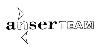 mark for ANSER TEAM, trademark #78518823