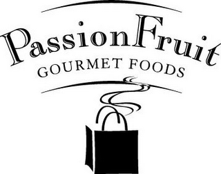 mark for PASSIONFRUIT GOURMET FOODS, trademark #78519470