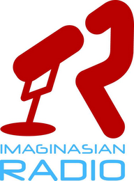 mark for IMAGINASIAN RADIO, trademark #78519478