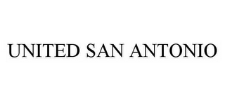 mark for UNITED SAN ANTONIO, trademark #78519679