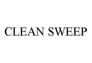 mark for CLEAN SWEEP, trademark #78519764