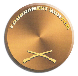 mark for TOURNAMENT HUNTER, trademark #78520277