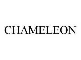 mark for CHAMELEON, trademark #78521724