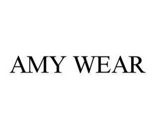 mark for AMY WEAR, trademark #78521968