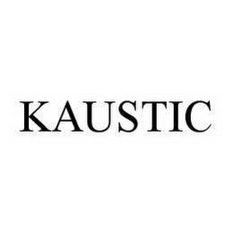 mark for KAUSTIC, trademark #78522300