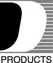 mark for D PRODUCTS, trademark #78522390