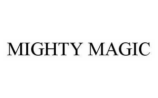 mark for MIGHTY MAGIC, trademark #78523488