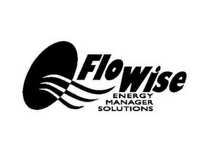mark for FLOWISE ENERGY MANAGER SOLUTIONS, trademark #78523636