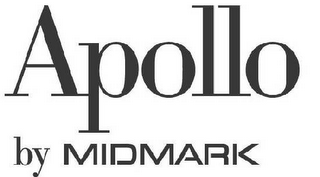 mark for APOLLO BY MIDMARK, trademark #78524249