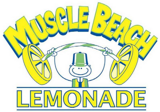 mark for MUSCLE BEACH LEMONADE, trademark #78524667