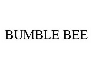 mark for BUMBLE BEE, trademark #78524829