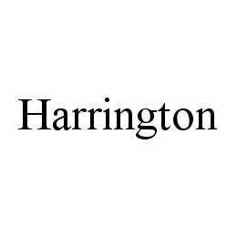 mark for HARRINGTON, trademark #78525298
