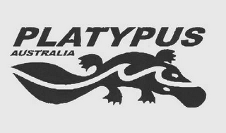 mark for PLATYPUS AUSTRALIA, trademark #78525710
