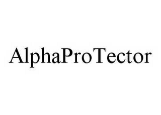 mark for ALPHAPROTECTOR, trademark #78525761
