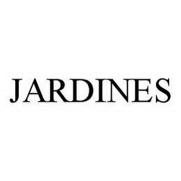 mark for JARDINES, trademark #78526064